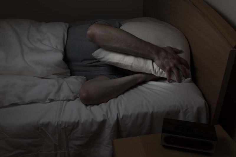 Man Can't Sleep at Night