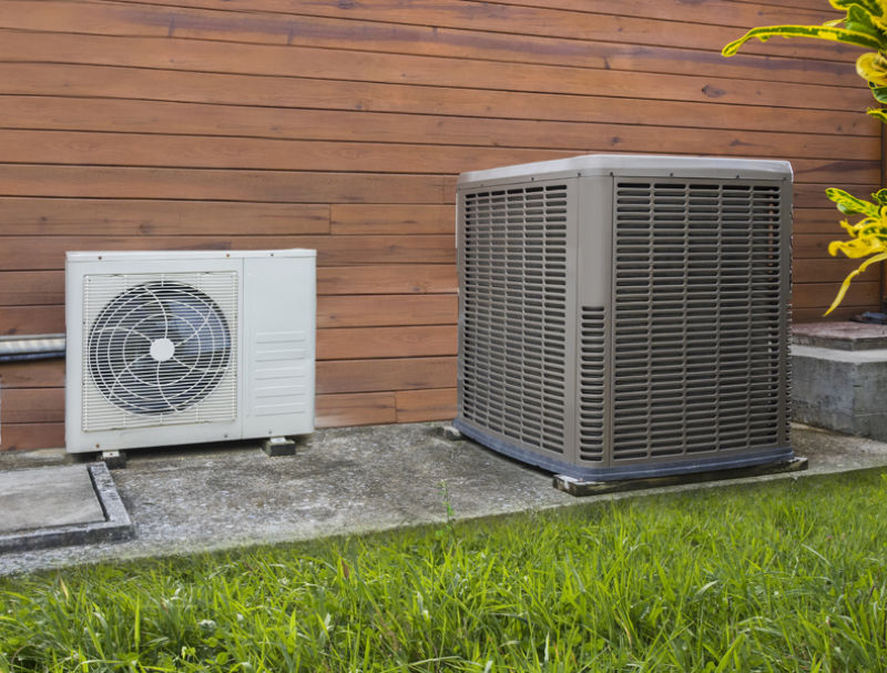 Outdoor Heat Pump Unit